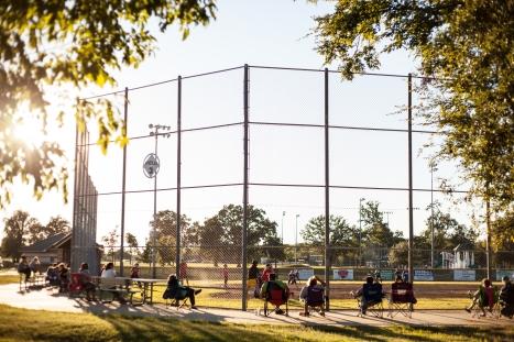 Love Civic Center Softball Fields